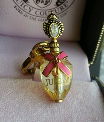 Juicy Couture 2010 Perfume Bottle Charm