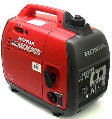 EU2000i New Honda 2000W max. Inverter Portable Generator EU2000T1A1 HHG-EU2000