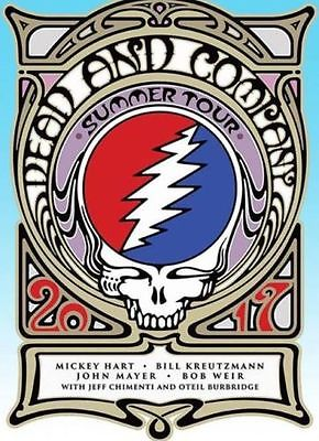 (2) Dead and Company at Wrigley Field 7/1/17 section 112