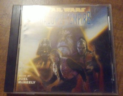 Star Wars: Shadows of the Empire by Joel McNeely (CD, Apr-1996, Varèse Saraband…