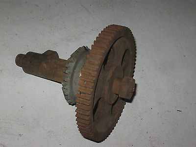 Antique Vintage Differential Reducing Gear 6