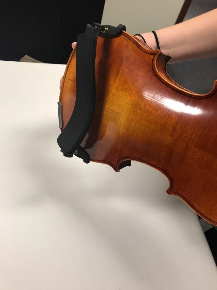 Violin Shoulder Rest by Kadenza for 1/2 - 3/4