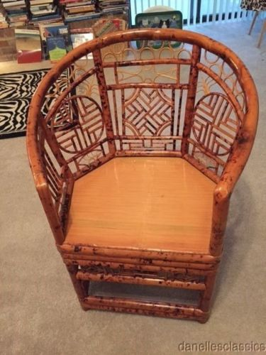 Pair of Chairs Brighton Pavilion Style Chinoiserie Chinese Chippendale Chair