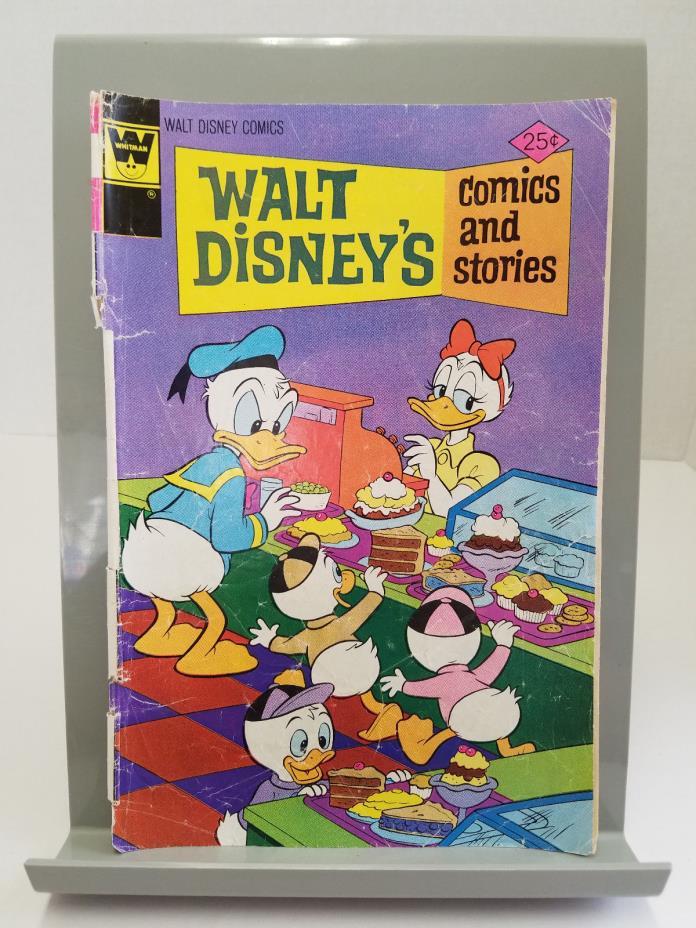 Whitman Comics WALT DISNEY'S COMICS AND STORIES Vol 36 No. 2 (1975) - UNGRADED