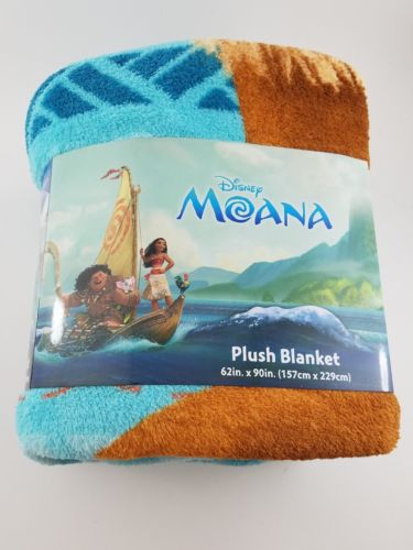 Disney Moana Plush Blanket  62
