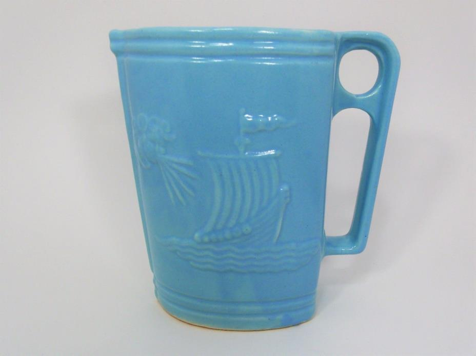 Robinson Ransbottom Zephyr And Viking Pitcher Blue RRP