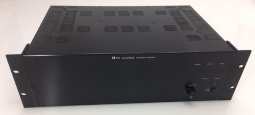 TOA P-924MK2 900 Series II Professional Power Amplifier 240 W                  1