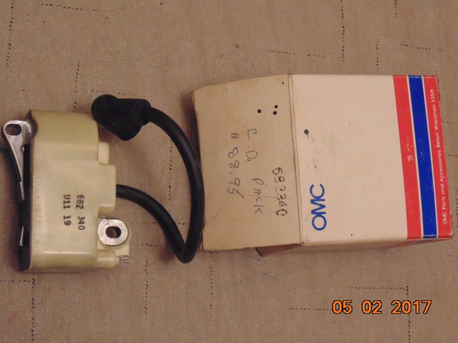 Lawn Boy Lawnboy OMC 682340 IGNITION MODULE New Old Stock Coil