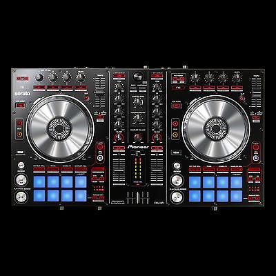 Pioneer DDJ-SR Intro 2-Channel Serato DJ Controller