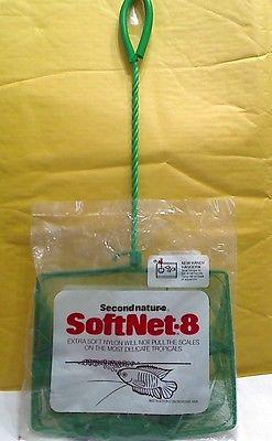 Second Nataure  Softnet-8 Nylon Extra Solft Nylon Net