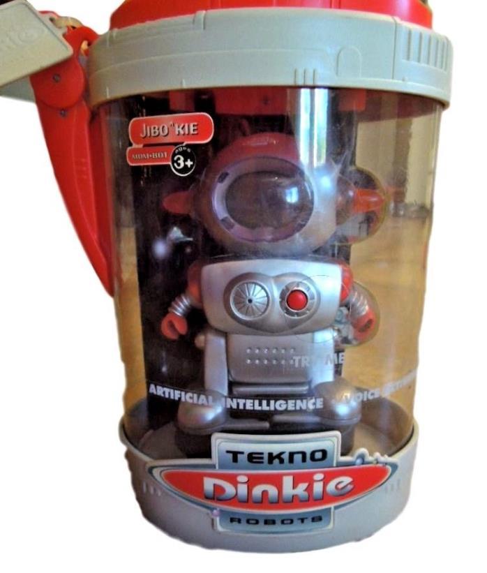 TEKNO DINKIE Robots JIBO*KIE Mom Bot NEW