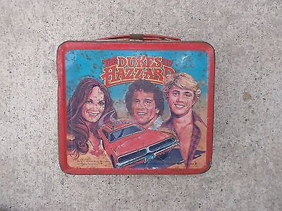 Dukes of Hazzard Lunch Box