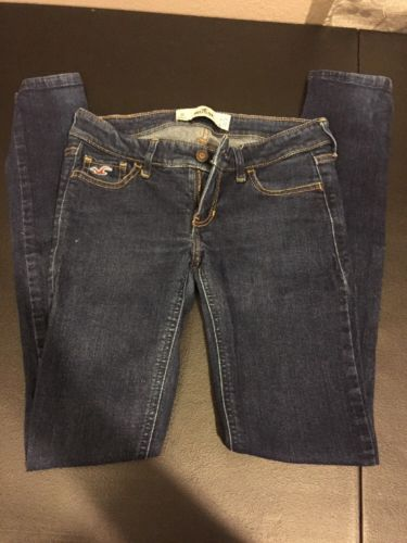 Woman's Hollister Skinny Jeans