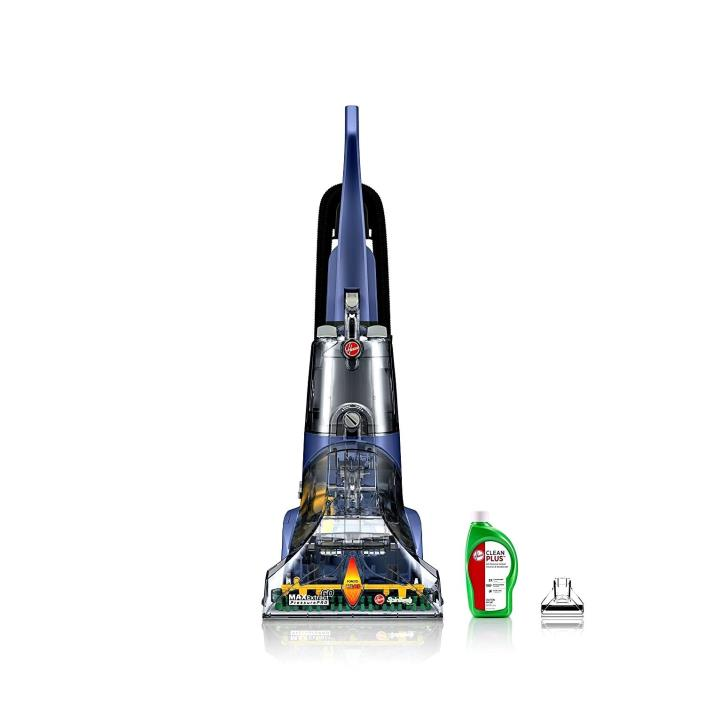 Hoover Max Extract 60 Pressure Pro Deep Carpet Cleaner FH50220 Upright Blue New