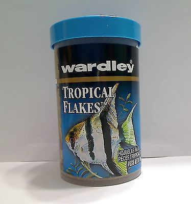 Wardley Preminum Tropical Flakes, 10g (.35 oz)