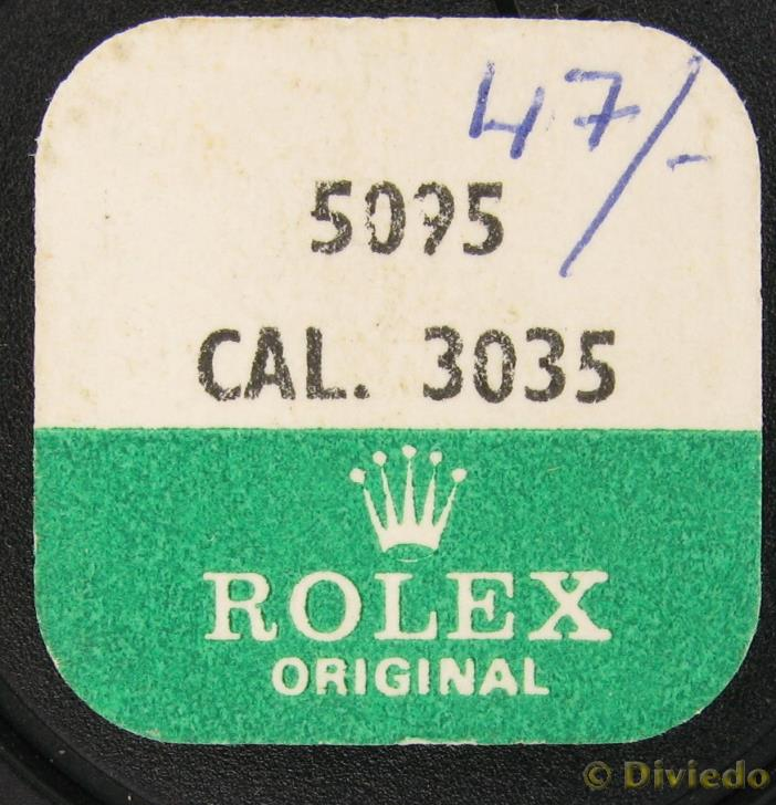 New Factory Sealed Rolex Movement Part Cal.3035-5095 Date Jumper