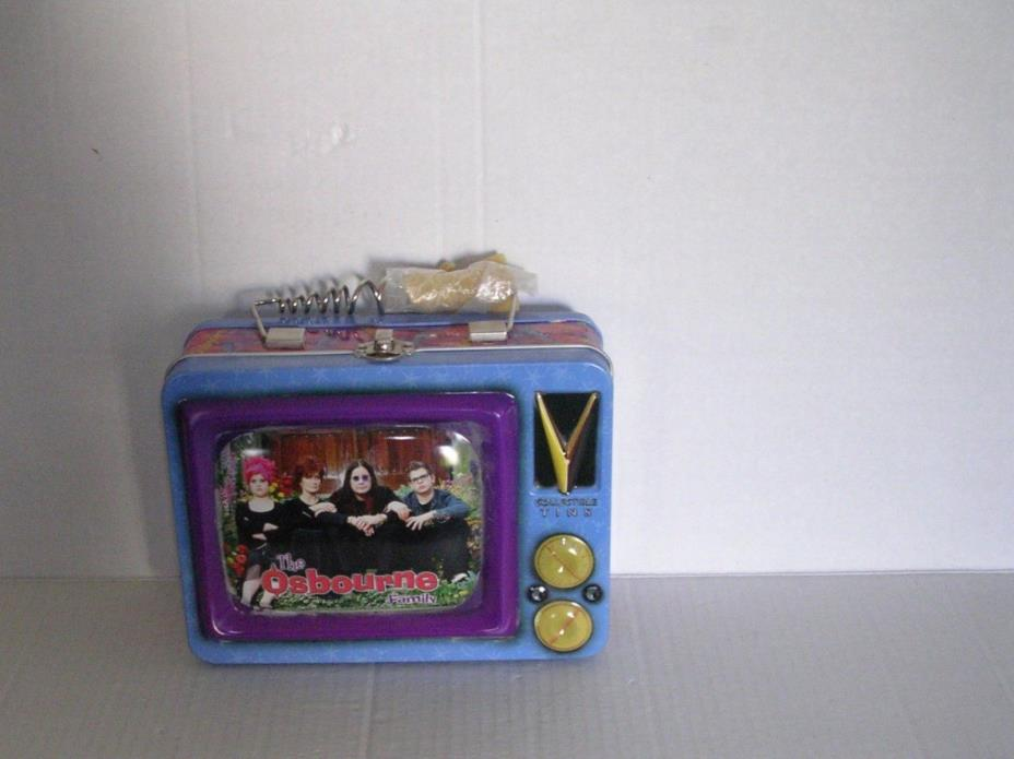 The Osbourne Family Lunch Box