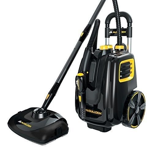 Portable Steam Cleaner System Canister Heavy Duty Professional Multi Purpose