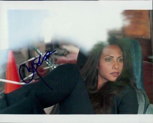 Containment TV Show Christina Moses Signed Auto Autograph 8x10 Photo