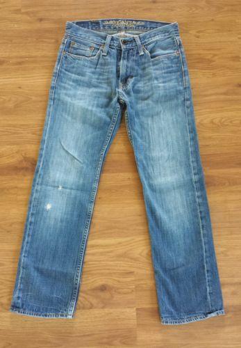 Men's AMERICAN EAGLE Slim Straight Leg Jeans Size 26x28
