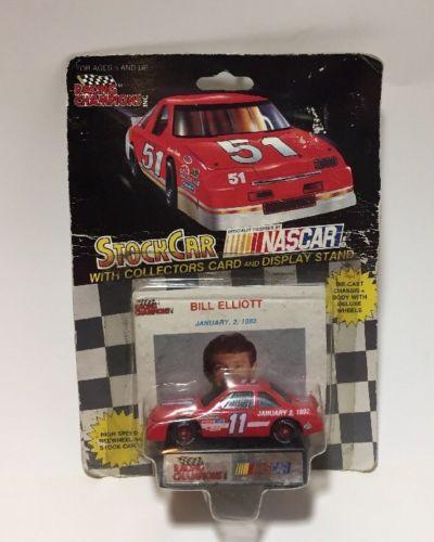 1992 RACING CHAMPIONS STOCK CAR #11 BILL ELLIOT