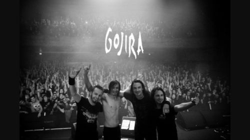 Gojira and Kyng - House Of Blues New Orleans