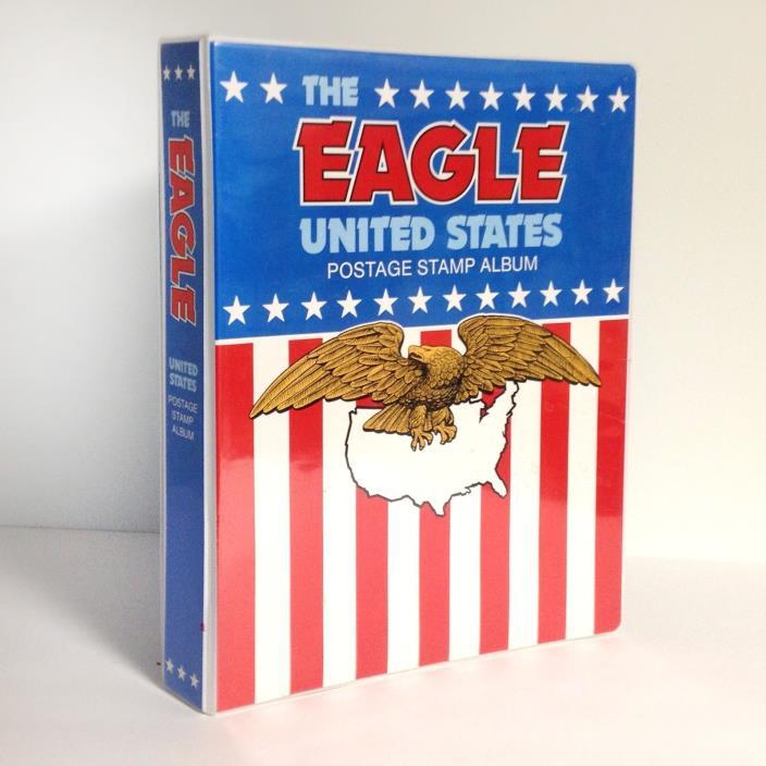Eagle USA Postage Stamp Album (1847 to 1999)