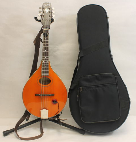 Kentucky KM-172 Mandolin in Case