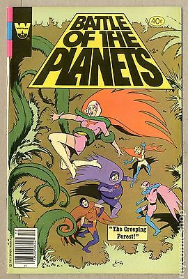 Battle of the Planets (1979 Whitman) #4 FN/VF 7.0