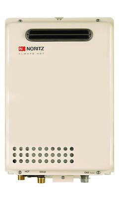 Noritz Outdoor Tankless Water Heater