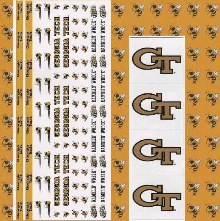 University of Georgia Tech Scrapbook Kit, 12x12