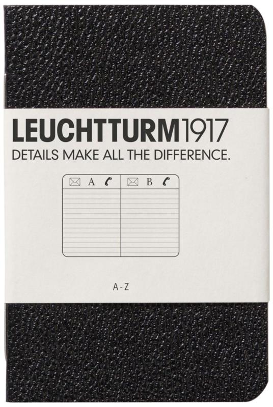 Leuchtturm1917 Mini Address Book
