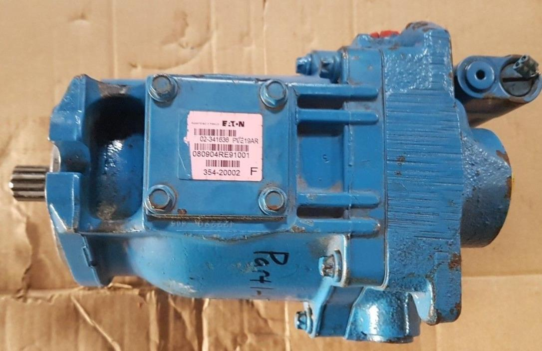New Eaton Vickers Hydraulic Pump PVE19AR05AB10B16240001001AGCDF / 02-341636