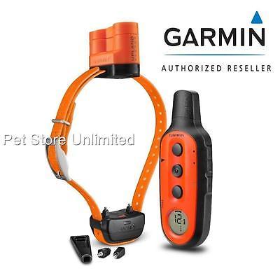 Garmin Delta Upland XC Dog Training Collar Bundle BarkLimiter w/ Beeper