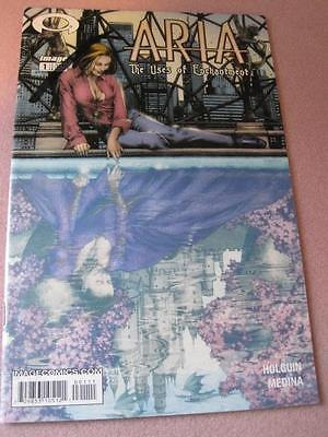 IMAGE Comics ARIA The Uses of Enchantment  Vol 1 No 1  Feb. 2003  NM