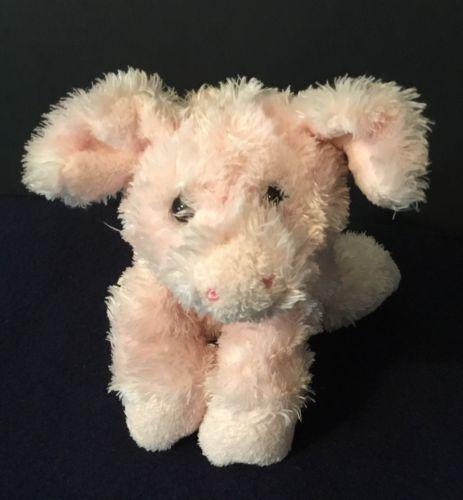 Tubbie Wubbies Cuddly Pink Pig 8.5