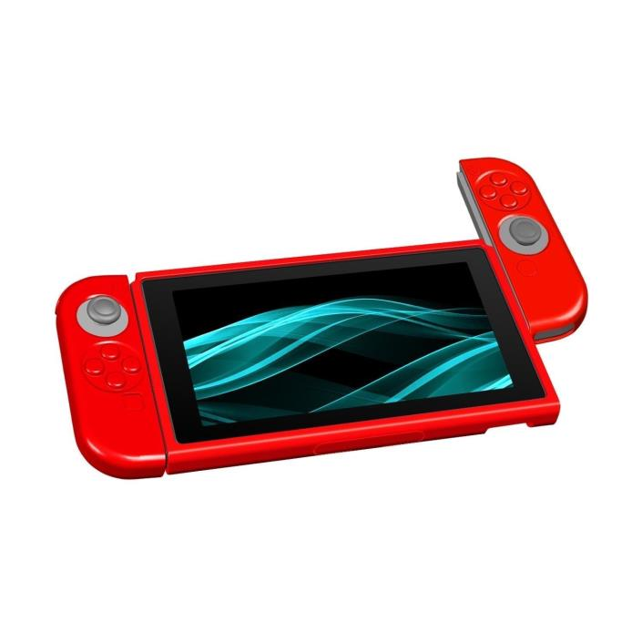 GAM Nintendo Switch Comfort Soft Silicone Cover -Red-