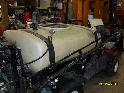 Toro 41220 Sprayer Tank/Skid Frame for Workman 3000 Series