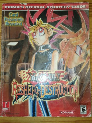 Yu-Gi-Oh Reshef of DestructionPrima's Official Guide