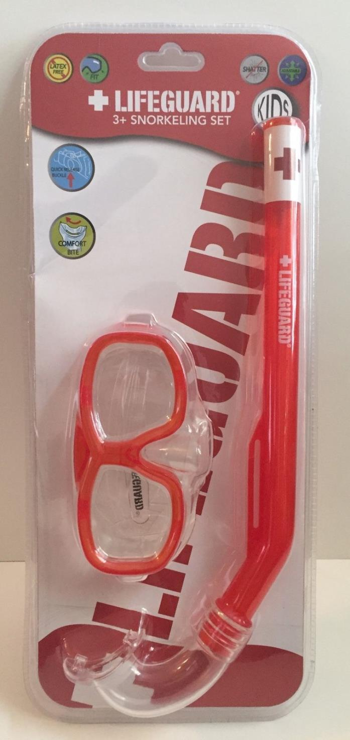 Lifeguard 3+ Snorkeling Set