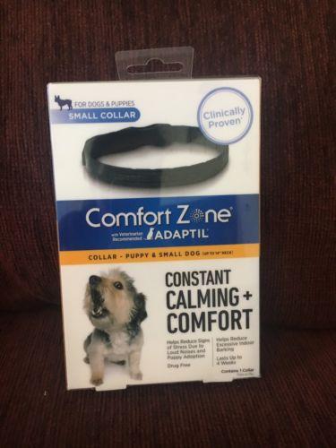 Farnam Pet Comfort Zone Adaptil Collar for Small Dog Constant Calming Comfort