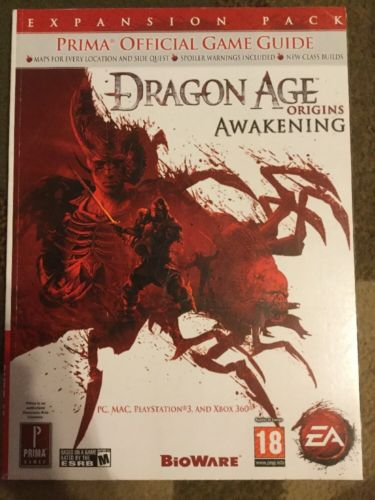 Dragon Age Origins Awakening Prima Official Guide