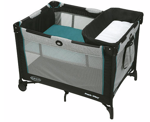 play and pack graco n playard changer napper new reversible portable bassinet