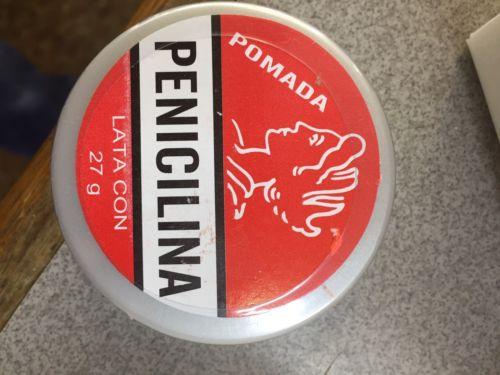 pomada de penicilina