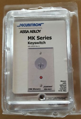 Securitron/Assa Abloy MK Series Keyswitch