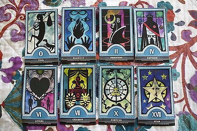Persona 4 The Animation - Exclusive Promotional Tarot Cards (8 Cards)