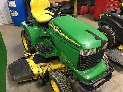 2003 John Deere GX335 Garden Tractors