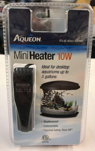 Aqueon 10 watt ULTRA Mini Heater Betta Tanks & Mini Aquariums