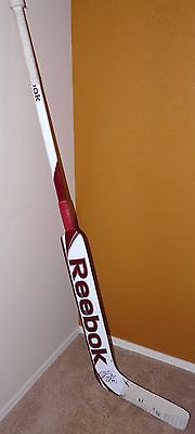 PHOENIX COYOTES - MIKE SMITH - SIGNED, GAME-USED STICK