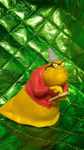 Disney Pixar Monsters Inc Roz Slug 8 Action Figure 2001 McDonalds Toy